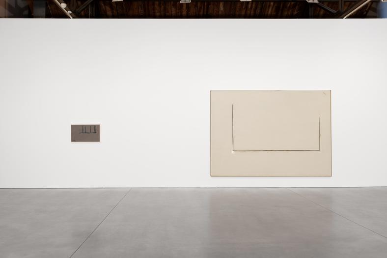 Robert Motherwell: Opens - Exhibition - Andrea Rosen Gallery