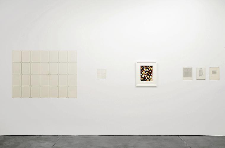 Carl Andre - Artist - Andrea Rosen Gallery